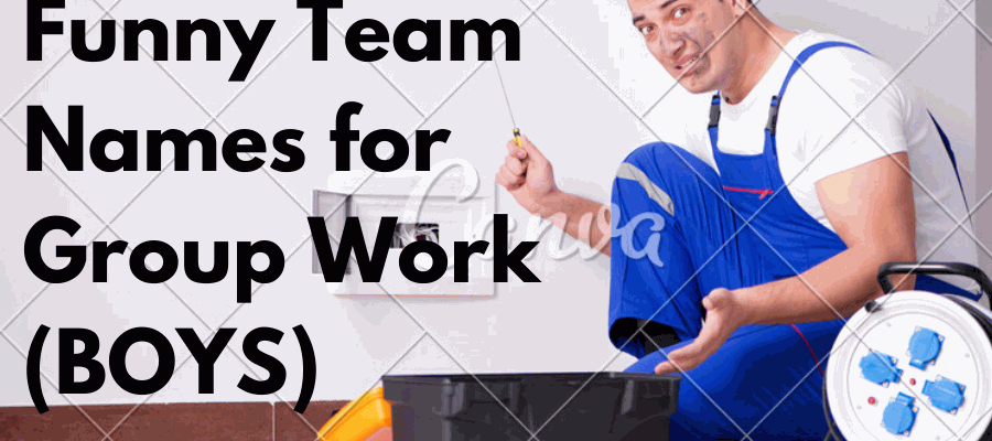 750+ [BEST] Funny Team Names For Work 2020 (Work Groups)