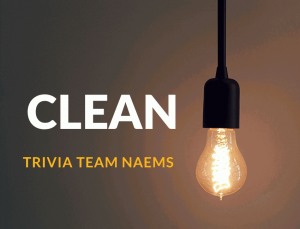 Clean Trivia Team Names