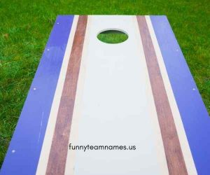 cornhole team names