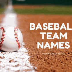 450+ [TOP] Baseball Team Names 2021 (You Should Try)