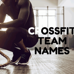 600+ TOP CrossFit Team Names in 2021 (Best & Funny)