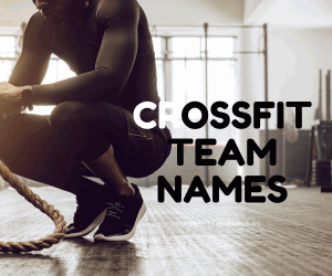 CrossFit Team Names