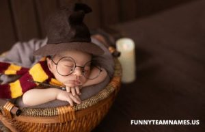 Funny Harry Potter Team Names